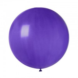 Ballon géant violet 250 cm