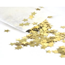 Confettis de table étoile
