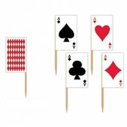 50 pics carte à jouer