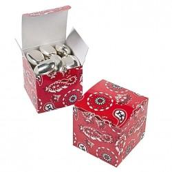 boite à dragées bandanas